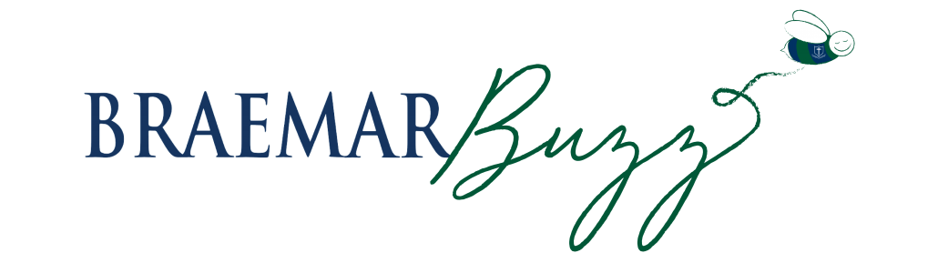 Braemar Buzz logo