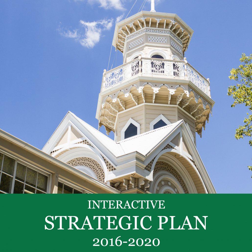 Braemar College Strategic Plan Icon